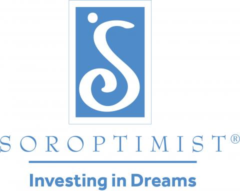 Soroptimist Investing in Dreams logo